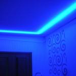 Натяжной-потолок-подсветка