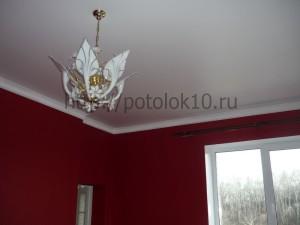 ПВХ матовый натяжной потолок в Петрозаводске
